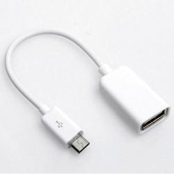 Cable OTG de TIPO C a USB...