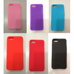 Funda de gel para iPhone 5...