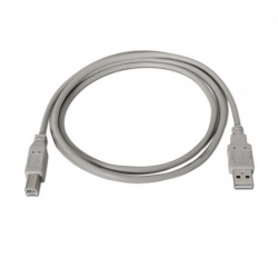 CABLE USB - TIPO A-B 1.8MTS...
