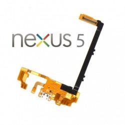 Flex conector USB,...