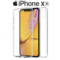 Funda gel doble para iPhone XR