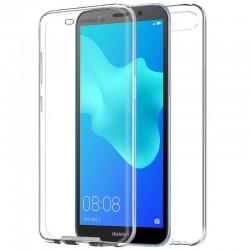 Funda gel doble para Huawei...