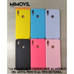 Funda de gel para Xiaomi Mi9