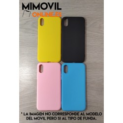 Funda de gel para iPhone 7...