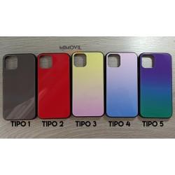 Funda cristal para iPhone...