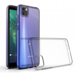 Funda de gel transparente...