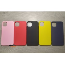 Funda de gel para iPhone 12...