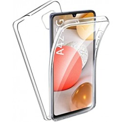 Funda de gel doble Samsung A42