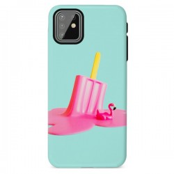 Funda Gel Doble Capa...