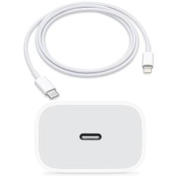 Cargador USB-C 20W + Cable...