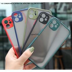Funda bordes color iPhone...