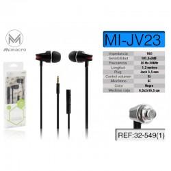 Auriculares MI-JV23